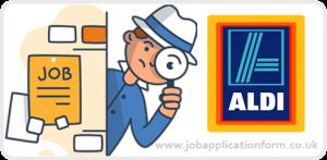 Aldi jobs