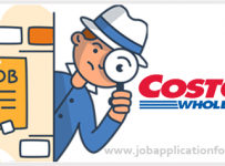 Costco Job Application Form and Printable PDF 2020