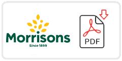 morrisons-job-application-pdf Job Application Form For Morrisons on free generic, blank generic, part time,