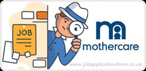 Mothercare Jobs