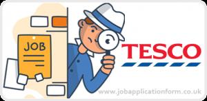 Tesco jobs