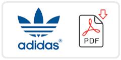 Adidas Job Application Form Printable PDF