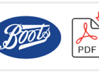 Boots Job Application Form Printable PDF
