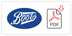 Boots Job Application Form Printable PDF