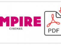 Empire Cinemas Job Application Form Printable PDF