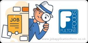 Fulton's Foods Jobs