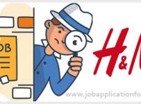 H&M Job Application Form and Printable PDF 2020