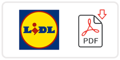 Lidl Job Application Form Printable PDF