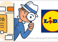 Lidl Job Application Form and Printable PDF 2020