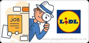 Lidl Jobs