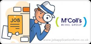 Martin McColl Jobs