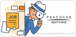 Peacocks Jobs