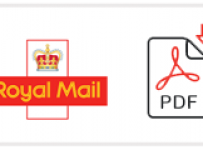 Royal Mail Job Application Form Printable PDF