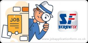 Screwfix Jobs