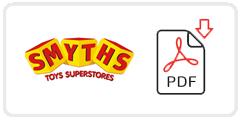 Smyths Job Application Form Printable PDF