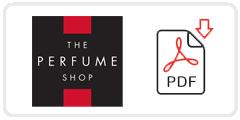 The Perfume Shop Job Application Form Printable PDF