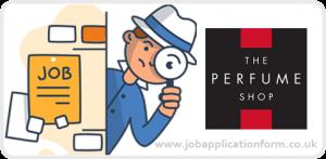 The Perfume Shop Jobs