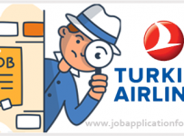 Turkish Airlines Job Application Form and Printable PDF 2020