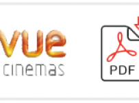 Vue Cinemas Job Application Form Printable PDF