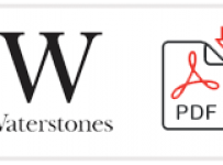 Waterstones Job Application Form Printable PDF