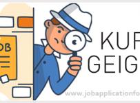 Kurt Geiger Jobs