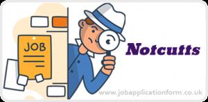 Notcutts Jobs