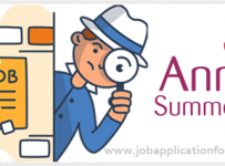Ann Summers Job Application Form and Printable PDF 2020