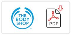 Body Shop Job Application Form Printable PDF