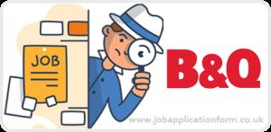 B&Q Jobs