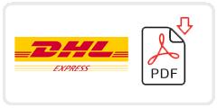 dhl job application form and printable pdf 2018 job applications