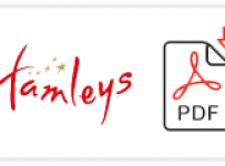 Hamleys Job Application Form Printable PDF