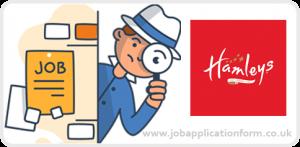 Hamleys Jobs