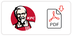 picture regarding Kfc Printable Applications referred to as KFC Process Program Kind and Printable PDF 2019 - Undertaking