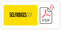 Selfridges Job Application Form Printable PDF