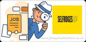 Selfridges Jobs