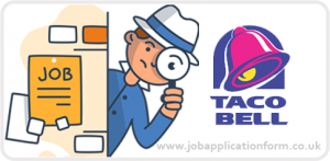 photograph regarding Printable Taco Bell Applications called Taco Bell Activity Computer software Sort and Printable PDF 2019 - Process