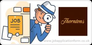 Thorntons Jobs