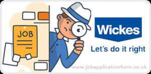 Wickes Jobs