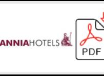 Britannia Hotel Job Application Form Printable PDF