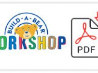 Build-A-Bear Workshop Job Application Form Printable PDF