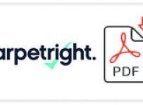 Carpetright Job Application Form Printable PDF