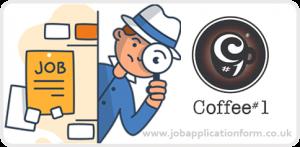 Coffee #1 Jobs
