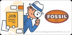 Fossil Jobs