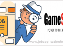 GameStop Job Application Form and Printable PDF 2020
