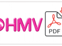 HMV Job Application Form Printable PDF