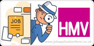 HMV Jobs