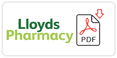 LloydsPharmacy Job Application Form Printable PDF