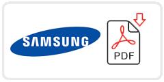 Samsung Job Application Form Printable PDF