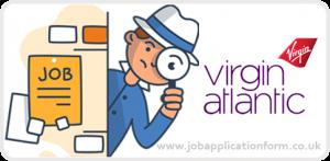 Virgin Atlantic Jobs